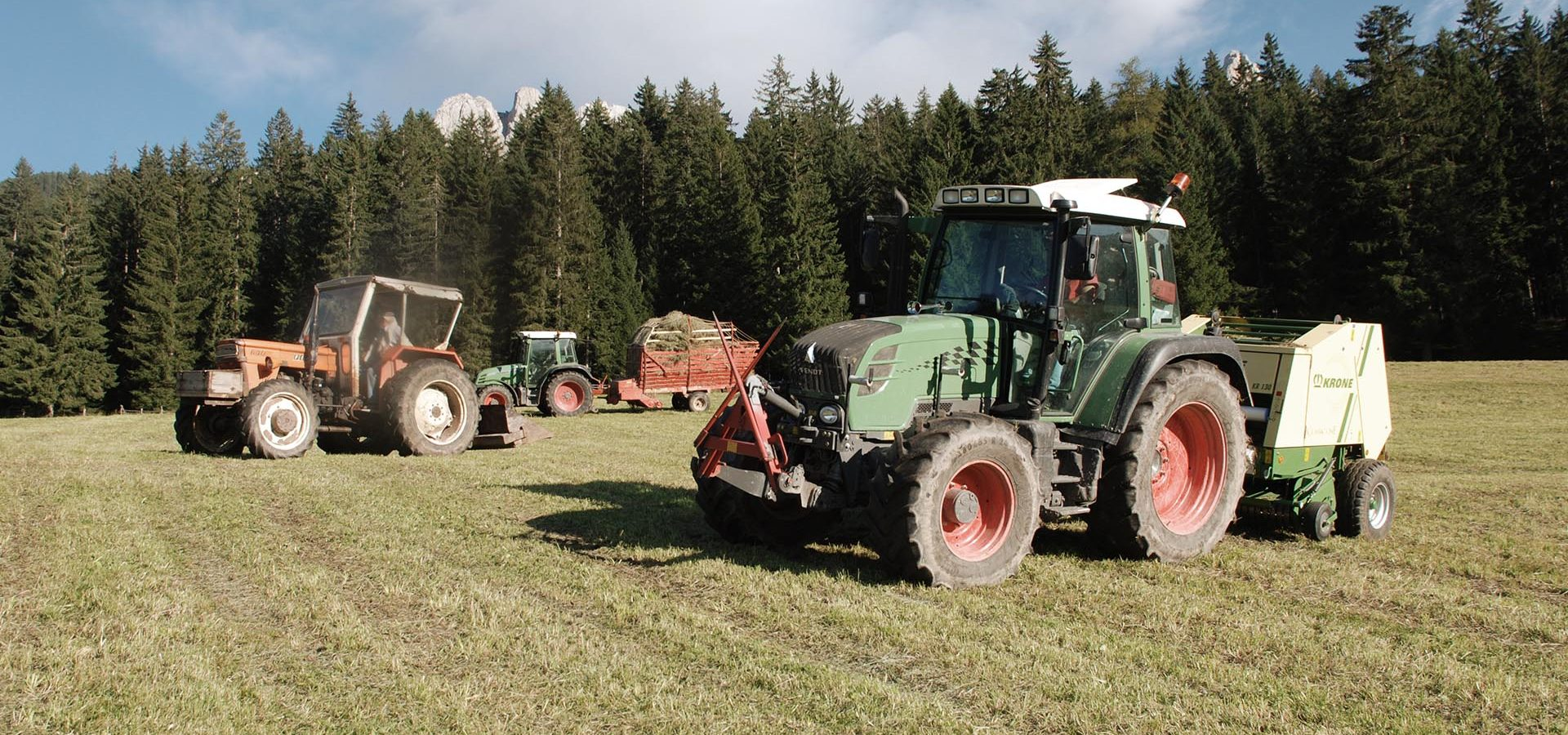 Urlaub auf dem Bauernhof in Eggen / Deutschnofen